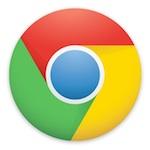 Google Chrome merkið