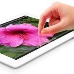 Apple kynnir nýjan iPad