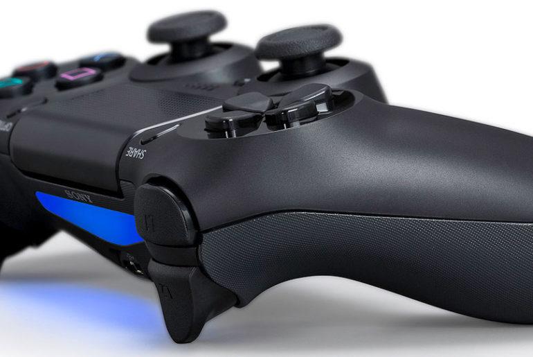PS4 - DualShock 4 fjarstýring