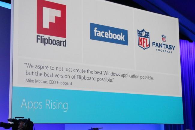Facebook - Windows 8