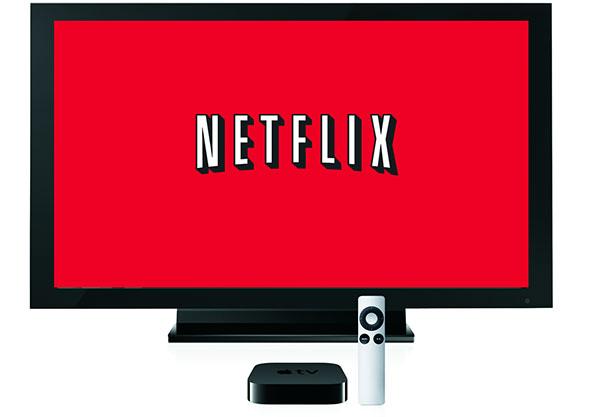 Netflix - Apple TV