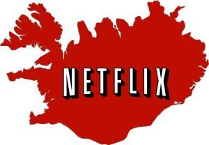 Nú er Netflix á Fróni