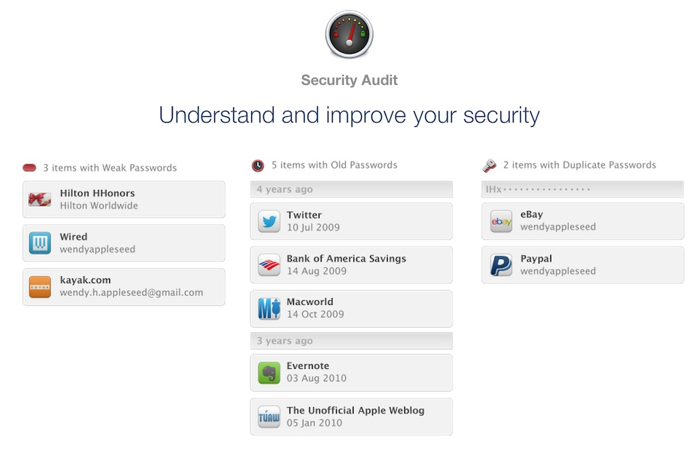 1Password - Security Audit