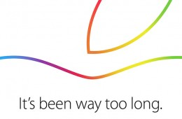 Apple verður með iPad viðburð 16. október 2014