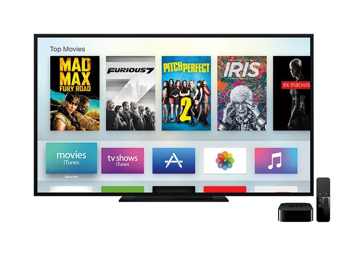 Nýtt Apple TV