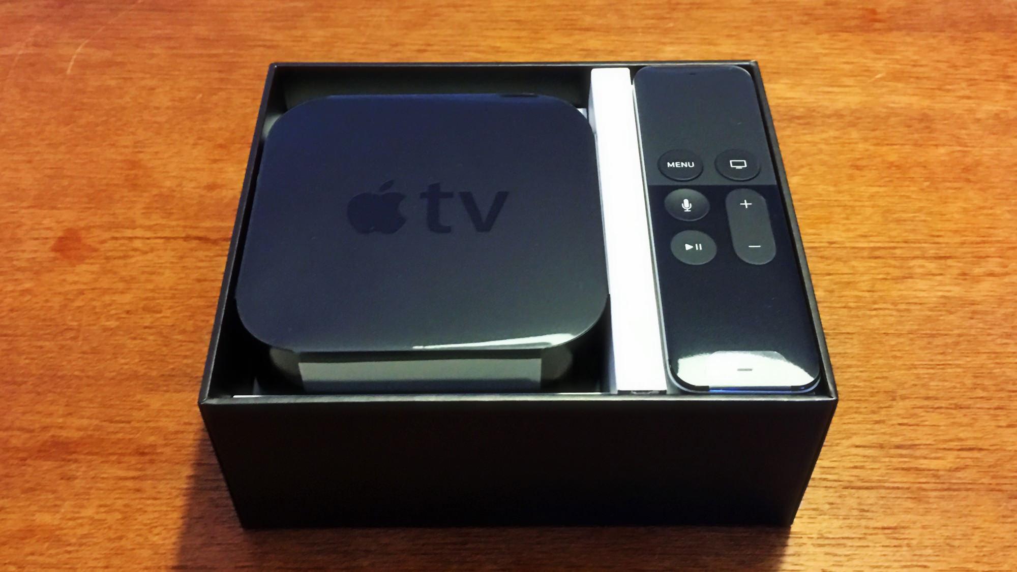 Apple TV - kassinn