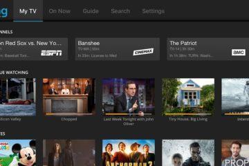 Sling TV - My TV
